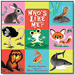 Who's Like Me? by Nicola Davies by CANDLEWICK PRESS