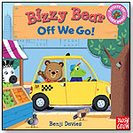 Bizzy Bear: Off We Go! by CANDLEWICK PRESS