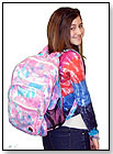 tie dye backpack by TOPTRENZ.COM