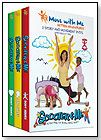 Scooter & Me Yoga Story DVD series by MOVE WITH ME ACTION ADVENTURES
