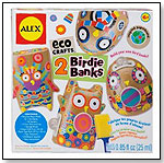 Eco-Crafts 2 Birdie Banks by ALEX BRANDS