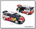 Norev - Citroen C4 WRC Race Car #1 - Winner Rallye de Grand-Bretagne 2009 Loeb 1:18 scale die-cast collectible model</title><style>.adr8{position:abso by TOY WONDERS INC.