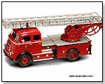 Yatming/ Road Signature - 1962 DAF A1600 Fire Engine 1:43 scale die-cast collectible model car by TOY WONDERS INC.