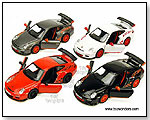 Kinsmart - 2010 Porsche 911 GT3 RS Hard Top 1:36 scale die-cast collectible model car by TOY WONDERS INC.