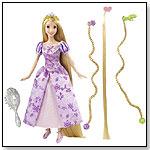 Disney Tangled Bend & Style Rapunzel Doll by MATTEL INC.