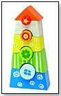 Tower Block by SMART GEAR LLC