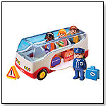 123 Airport Shuttle Bus by PLAYMOBIL INC.