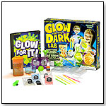 Glow-in-the-Dark Lab by SMARTLAB TOYS