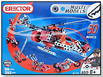 Erector 30 Model Set by SCHYLLING