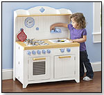 Hideaway Folding Country Play Kitchen by GUIDECRAFT INC.
