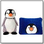 """Peek-A-Boo Plush Penguin 18"""" by FIESTA"""