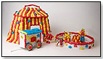Circus Theme Boxes by PLAYMAIS CANADA INC.