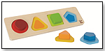 First Shapes Puzzle by HAPE