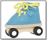 Lacing Skate, blue by HAPE