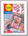 Read All About Me Activity Book by ALEX BRANDS
