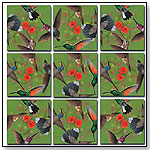 Hummingbirds Scramble Squares® by b.  dazzle, inc.