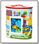 Mega Bloks First Builders - Big Building Bag by MEGA BRANDS