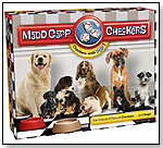 Madd Capp Checkers - Dogs by E11EVEN LLC