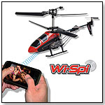 Wi Spi Helicopter by INTERACTIVE TOY CONCEPTS LTD.