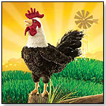 Rooster Puppet by FOLKMANIS INC.