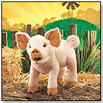 Piglet Puppet by FOLKMANIS INC.