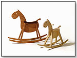 sixkid Rocking Horse by BECK TO NATURE