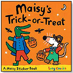 Maisy's Trick-or-Treat Sticker Book by CANDLEWICK PRESS