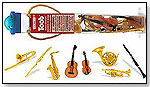 Musical Instruments TOOB® by SAFARI LTD.®