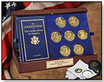 Founding Fathers of America Coin Collection by FRANKLIN MINT