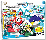 Mario Kart Wii: Mario & Bowser Ice Race Set by K'NEX BRANDS