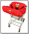 ELMO Shopping Cart Cover by ABC FUN PADS INC.