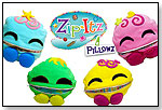 Zip-Itz Pillowz by PLAYDIN