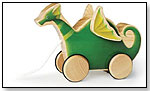 Puff the Magic Dragon Frolicking Pull Toy by P'KOLINO