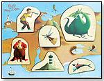 Puff the Magic Dragon Story Puzzle by P'KOLINO