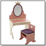 Princess Activity Desk Set by LEVELS OF DISCOVERY