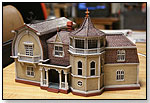 The Munster's House Plastic Assembly Kit by MOEBIUS MODELS