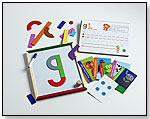 I Can Build Lower Case Letters! Activity Kit by FUNDANOODLE