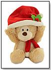Santa Boo Boo Bear by CUDDLE BARN