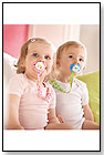 Pacifier Straps by HABA USA/HABERMAASS CORP.