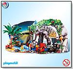 Playmobil Advent Calendar Pirates Treasure Cove by PLAYMOBIL INC.
