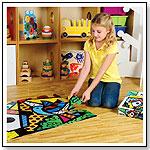 Britto Floor Puzzle - 24 Piece by P'KOLINO