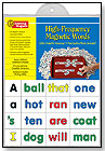 Learning Magnets High Frequency Words by BARKER CREEK PUBLISHING