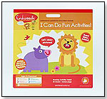 I Can Do Fun Activities Floor Pad by FUNDANOODLE
