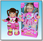 Cara's Singing Cupcakes by LOVEE DOLL & TOY CO. INC