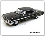 Greenlight Men In Black 3 - 1964 Ford Galaxie 500 1:18 scale die-cast collectible model car. by TOY WONDERS INC.