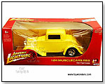 Johnny Lightning JL - 1932 Ford Coupe 1:24 scale die-cast collectible model car by TOY WONDERS INC.