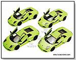 Kinsmart - Lamborghini Murcielago LP640 1:36 scale die-cast collectible model car by TOY WONDERS INC.