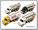 International Tanker with Decal - Farmlard Dairies Tanker & Oil Tanker Die-cast Model car by TOY WONDERS INC.