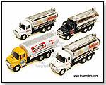 International Tanker with Decal - Farmlard Dairies Tanker & Oil Tanker Die-cast Model car by TOY WONDERS INC.