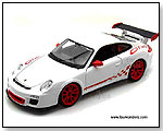 BBurago Diamond - Porsche 911 GT3 RS 1:18 scale die-cast collectible model car by TOY WONDERS INC.